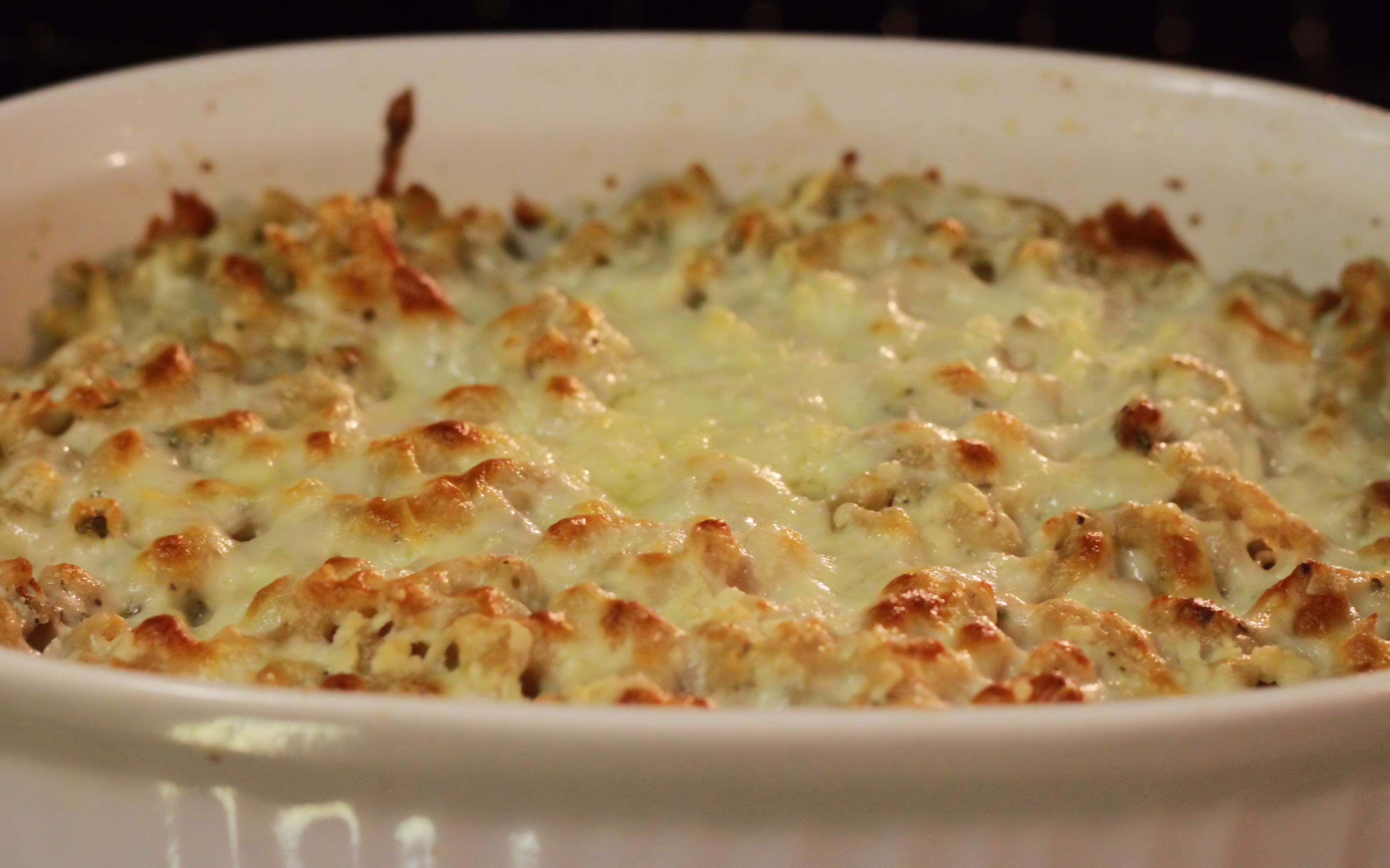macaroni and cheese). It's the only baked macaroni and cheese recipe I ...